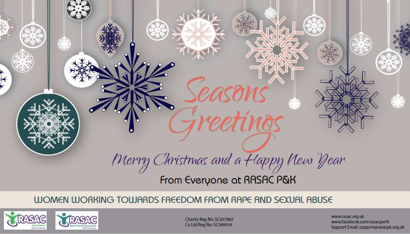 Seasons Greetings from RASAC