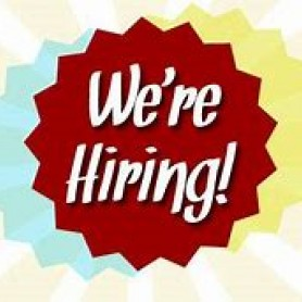 Come works with us! We are hiring a Prevention Worker